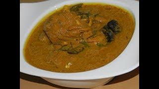 തൃശ്ശൂർ സ്റ്റൈൽ ഏട്ട മീൻ കറി /catfish curry