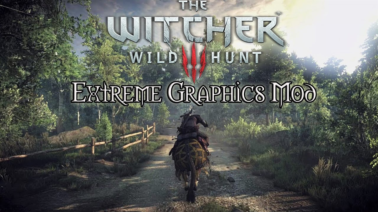 E3 2017 - The True Wild Hunt (Wiedzmin or STLM and Clear