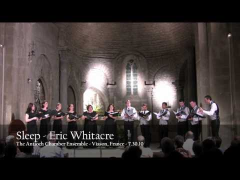 The Antioch Chamber Ensemble - Sleep - Eric Whitacre