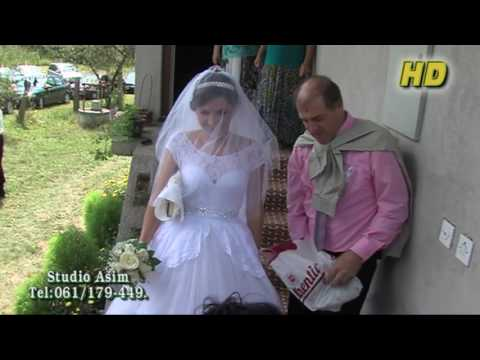 Svadba Ženidba dva Sina Adnana i Hariza Sahbegović HD 1 dio 8 8 2015 Asim Snimatelj