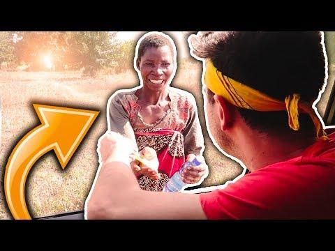MALAWI #7 - AIUTIAMO LE PERSONE PER STRADA! Anima e Lasabri (PARTE 1)