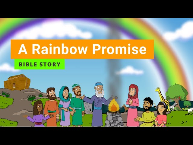 """Primary Year A Quarter 2 Episode 9: """"A Rainbow Promise"""""""