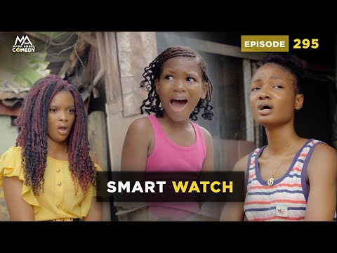 SMART WATCH (Mark Angel Comedy) (Episode 295)