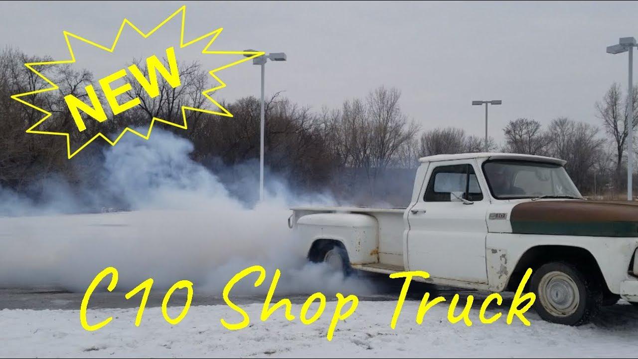 1965 Chevy C10 Shop Truck - Vice Grip Garage EP14 - YouTube