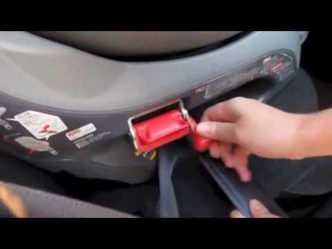 สาธิตการติดตั้งคาร์ซีท Ailebebe รุ่น Kurutto Premium ในรถยนต์รุ่น Honda Jazz