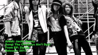 JACKY DANNY -  The Cowboys Ain't Dyin' 2013 Hard Rock/Glam Metal