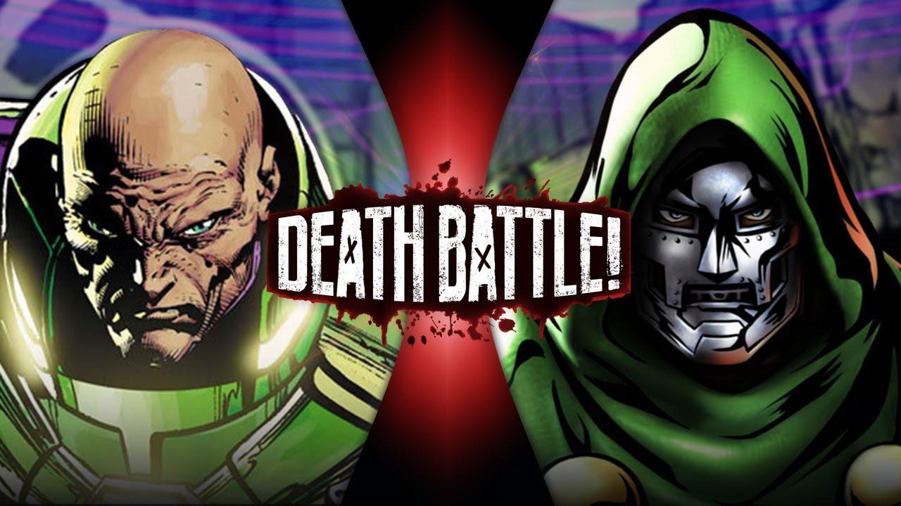 Download Lex Luthor VS Doctor Doom (DC vs Marvel) | DEATH BATTLE!