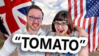 British VS. American Pronunciation Differences