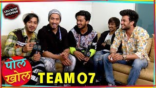 Team 07 Fun IMITATING Game Mr Faisu Hasnain Khan Faiz Baloch Adnan Shaikh Shadaan Farooqui