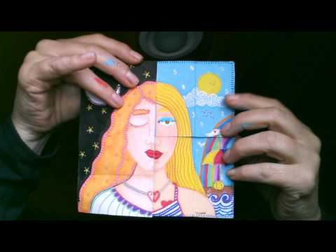 Never ending Card. Tarjeta YOLARTE...