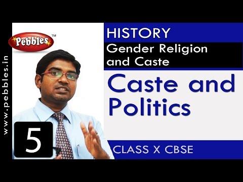 Caste and politics| Gender Religion and Caste | History| CBSE Class 10 Social Sciences