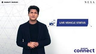 Suzuki Connect | Live Vehicle Status