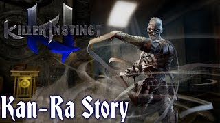 Killer Instinct Kan-Ra Story Mode