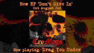 CRO-MAGS - Drag You Under (OFFICIAL AUDIO STREAM)