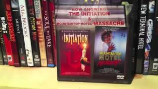My Dvd Collection - The Best Slasher Films