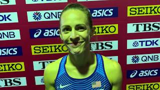 """Jenny Simpson has harsh words on Alberto Salazar's doping ban: """"Get him out"""""""