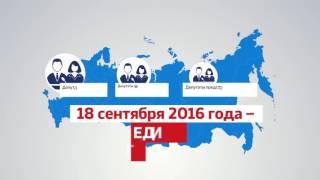 видео Выборы депутатов Государственной Думы
