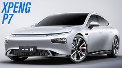 Xpeng P7 - Tesla Model 3's biggest RIVAL   Starting from $38,000, coming in 2020
