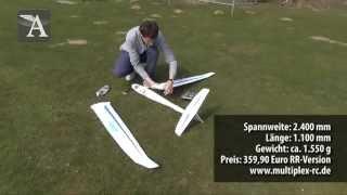 Modell AVIATOR: Heron RR von Multiplex