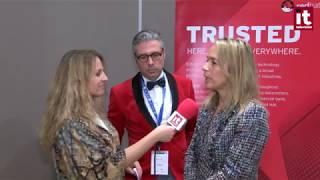 Entrevista a Ana Rocha de Oliveira y Moises Rivera de Red Hat. Evento IDC Predictions 2018