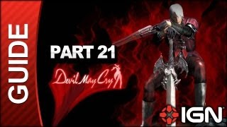 Devil May Cry 1 - Mission 21 - Living Cave