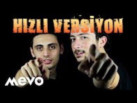 BEĞENDİM ve PAYLAŞTIM - Mervan ft. Kaya Giray (HIZLI VERSİYON)