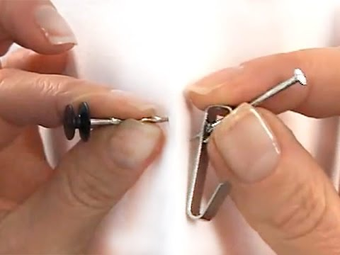Using Nails Vs Hooks With The Hang Level Picture Hanging Tool