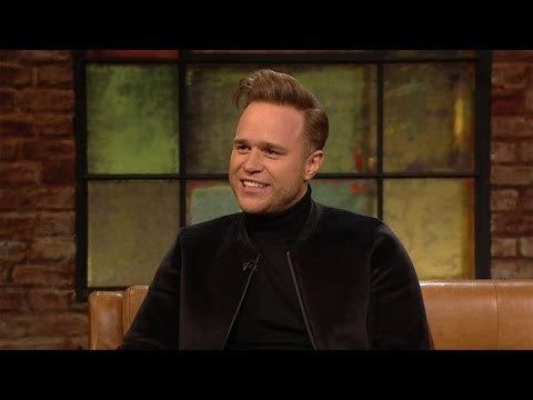 Olly Murs gave his ex a preview of the songs about her | The Late Late Show | RTÉ One