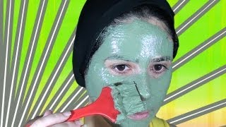 Limpeza de Pele Caseira - Argiloterapia - Argila Verde