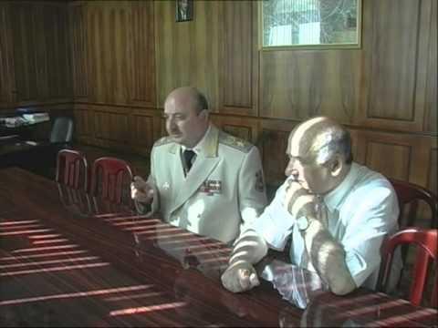 Встреча Авакяна с мэром г.Еревана