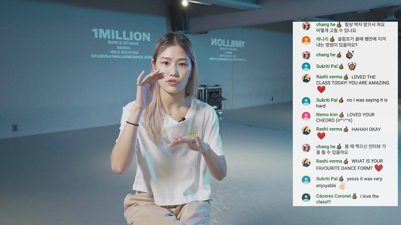 Ara Cho / Online Class Highlight [ENG SUB]