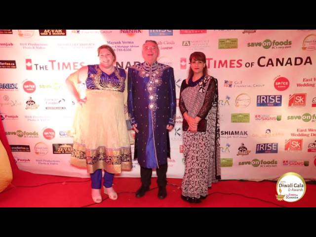 The Times of Canada Diwali Gala 2015