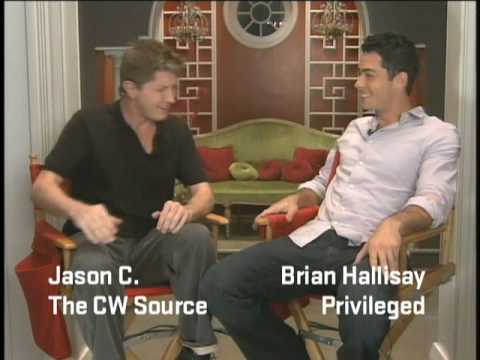 Privileged: Brian Hallisay  Part 1