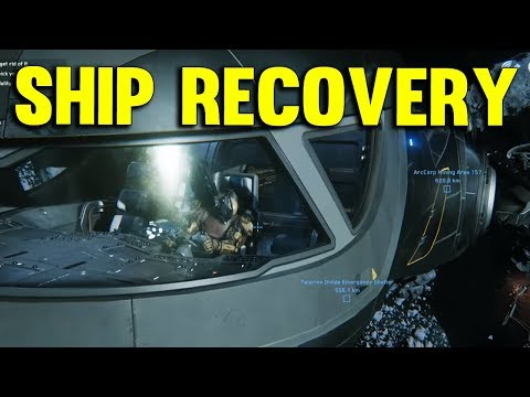 SHIP RECOVER | STAR CITIZEN 3.0 GAMEPLAY #28