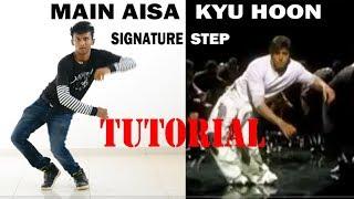 Hrithik Roshan Main Aisa Kyu Hoon || Signature Step Tutorial || Nishant Nair