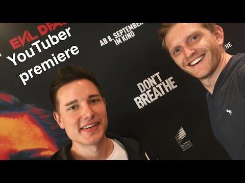 Don't breathe r premiere im Cubix am Alex Berlin