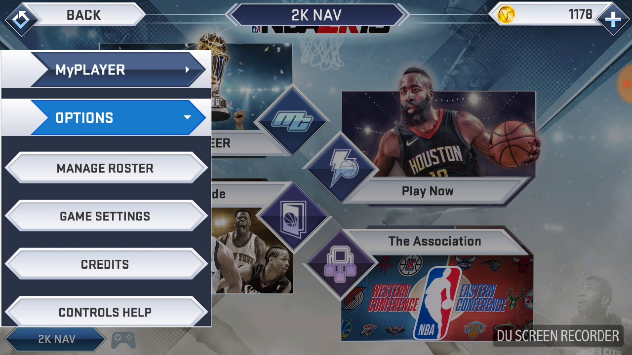 nba 2k19 android controller settings