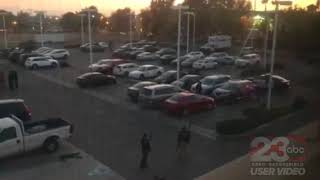 RAW VIDEO - Officers shoot Bakersfield Heart Hospital shooter