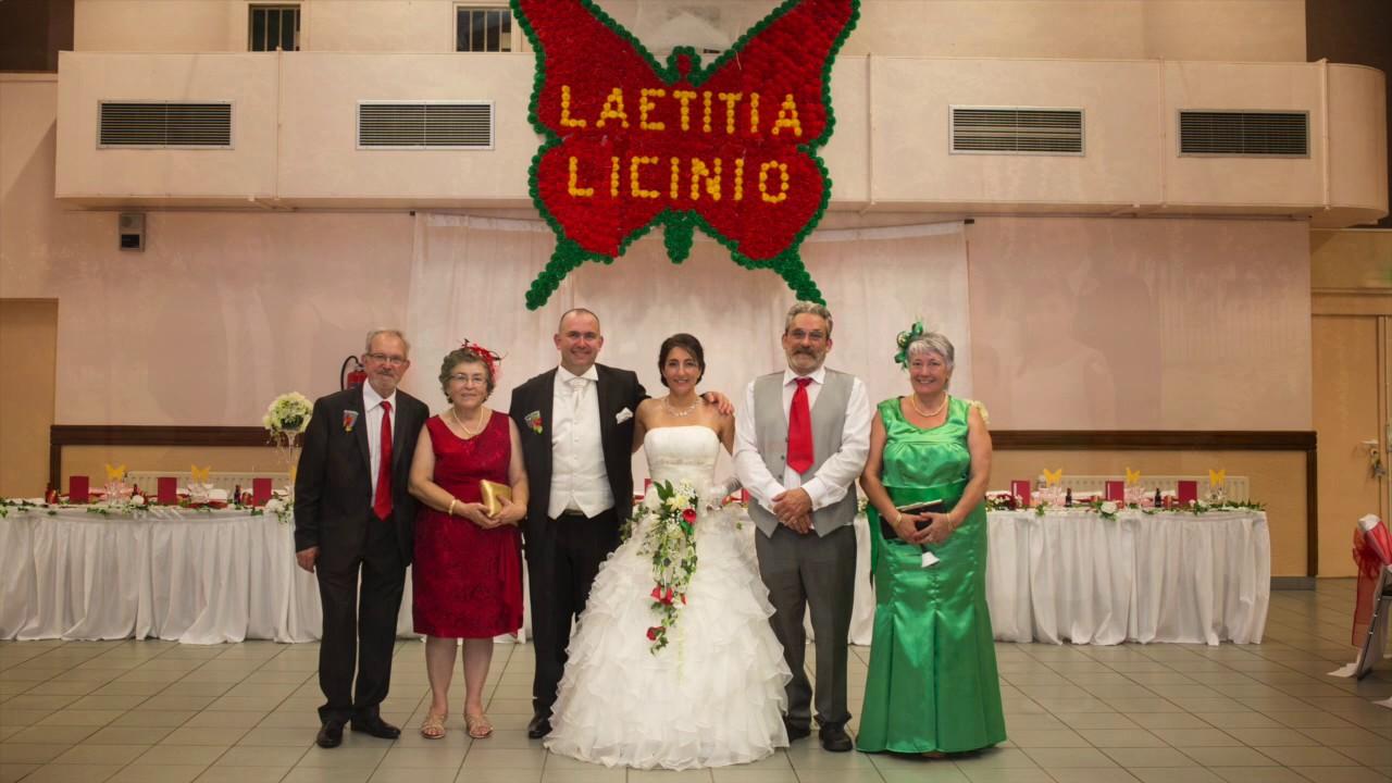 Souvent Mariage sous les couleurs du Portugal et du bonheur - Armelle  TM41