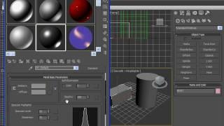 Дополнительные функции тонирования в 3DsMax 2010 (28/42)