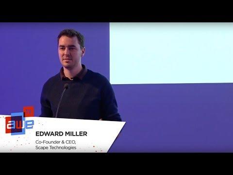 Edward Miller (Scape Technologies): 3D Map Data: Digital Scaffolding for the 21st Century