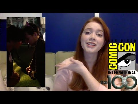 SDCC 2017: The 100 'Sizzle Reel' Reaction + Discussion
