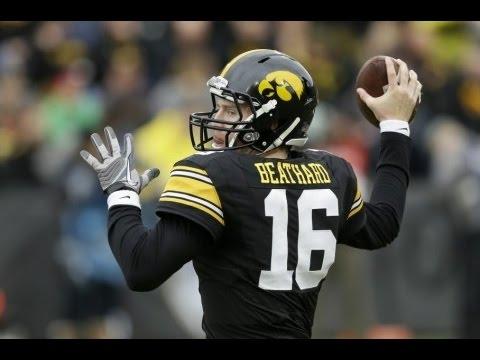 C.J Beathard, Iowa In-Depth Analysis