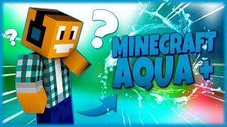 Minecraft AQUA+ | Nowa seria na modach?!