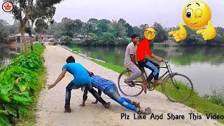 Must watch  new funny comedy video 2019 || Bangladesh funny village boys | Episode 04 | Comedy Pagla