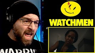 WATCHMEN 1X7 REACTION ''An almost religious awe''