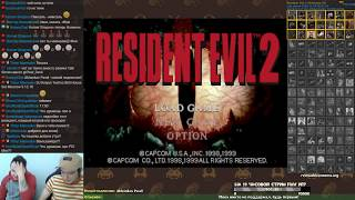 Финал Resident Evil 2 и начинаем новую игру! - На Минималках