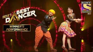 Download lagu Tiger और Vartika ने दिया एक Puppet Special Performance! | India's Best Dancer | Winner's Performance