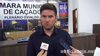 Adriano Pares solicita à ADR reforma do telhado de ginásio