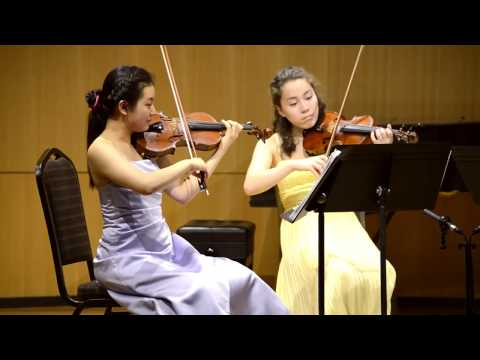 Mozart  Turkish March  Ivy String Quartet